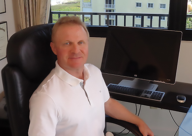 Axel Rohde | Founder & Owner | MicroCFD