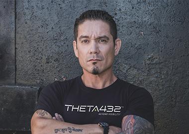 M  Michael Mitama | CEO | THETA432