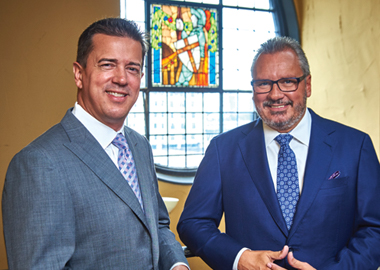 Drew Acree | President,    Jeff Kelly | CEO  | Chameleon Integrated Services