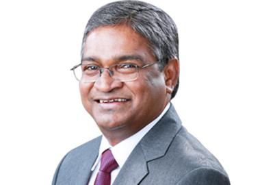 C  K  Shastri   Founder & Managing Director
