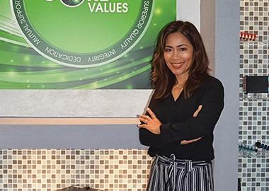 Jeneth D Alonzo | CEO | DMSI International