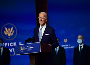 Joe Biden introduces new members of national security, foreign policy teams