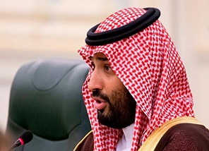 MBS reportedly backed out of Saudi-Israel agreement because he wants to wait for Biden